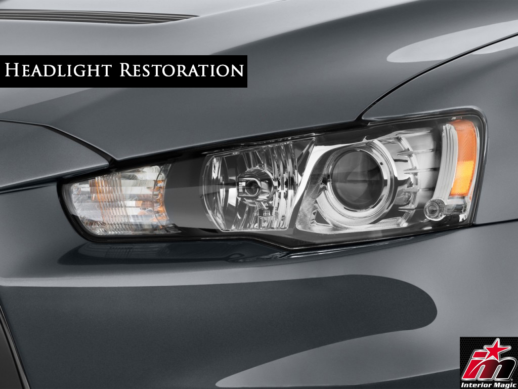 Headlight Restoration-Services