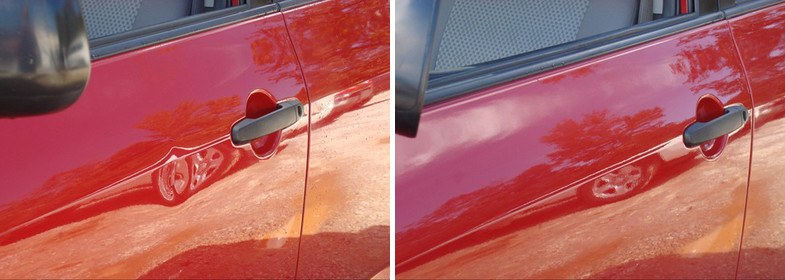 Paintless Dent Repair by Interior Magic