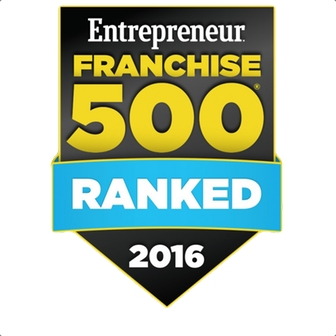 2016-Franchise 500 Badge