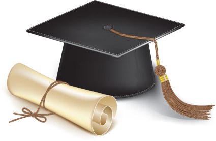 Graduation-cap-and-diploma-1