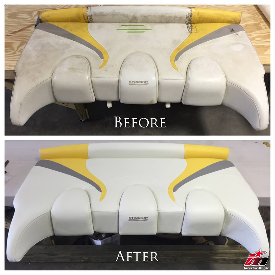 complete car marine upholstery repair and recovering interior magic. Black Bedroom Furniture Sets. Home Design Ideas